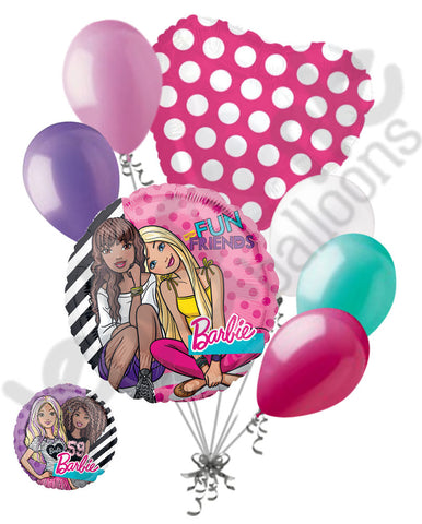 Barbie & Friends Balloon Bouquet