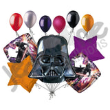 Darth Vader Star Wars Balloon Bouquet