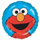 Elmo Portrait Sesame Street Balloon Bouquet