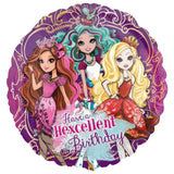 Ever After High Happy Birthday Balloon Bouquet