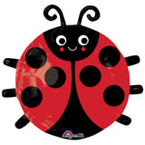 Happy Lady Bug Balloon Bouquet