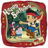 Disney Jake & Neverland Pirates Happy Birthday Balloon Bouquet