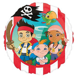 Disney Jake & the Neverland Pirates Balloon Bouquet
