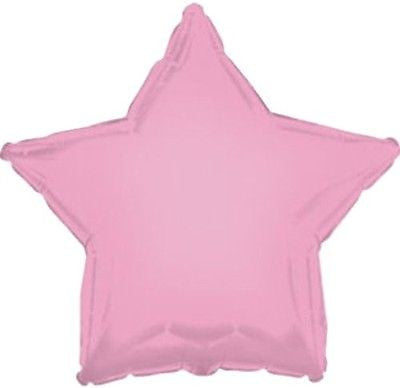 Pink Star Decorator Balloon