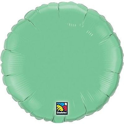 Wintergreen Round Decorator Balloon
