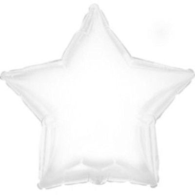 White Star Decorator Balloon