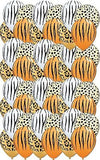 Qualatex Safari Animal Print Latex Balloons