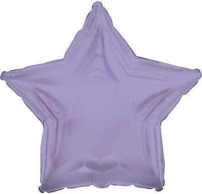 Lavender Star Decorator Balloon
