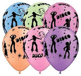 Qualatex Neon Disco Latex Balloons