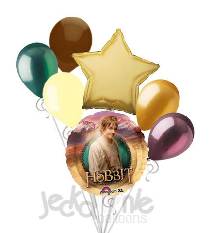 Lord of the Rings Hobbit Balloon Bouquet