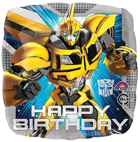 Transformers Prime Happy Birthday Balloon Bouquet Jeckaroonie Balloons