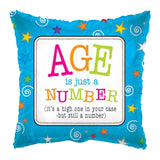 Age is Just a Number Balloon Bouquet