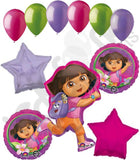 Dora the Explorer Adventure Balloon Bouquet