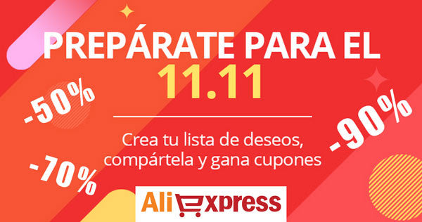 AliExpress 11.11 Shopping Festival