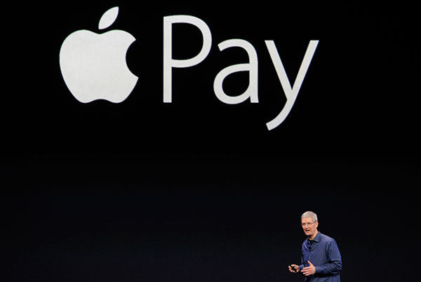 Apple Pay empieza a competir con AliPay