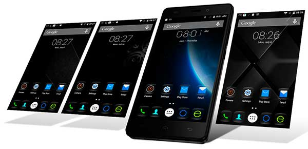 Doogee X5 Android