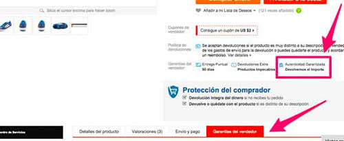 AliExpress Marcas Originales
