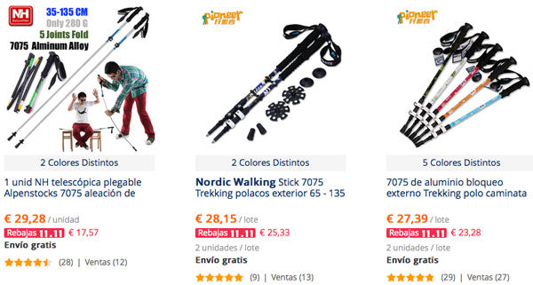 Nordic Walking Series