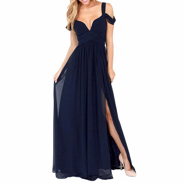 Fancy Evening Smooth Dress