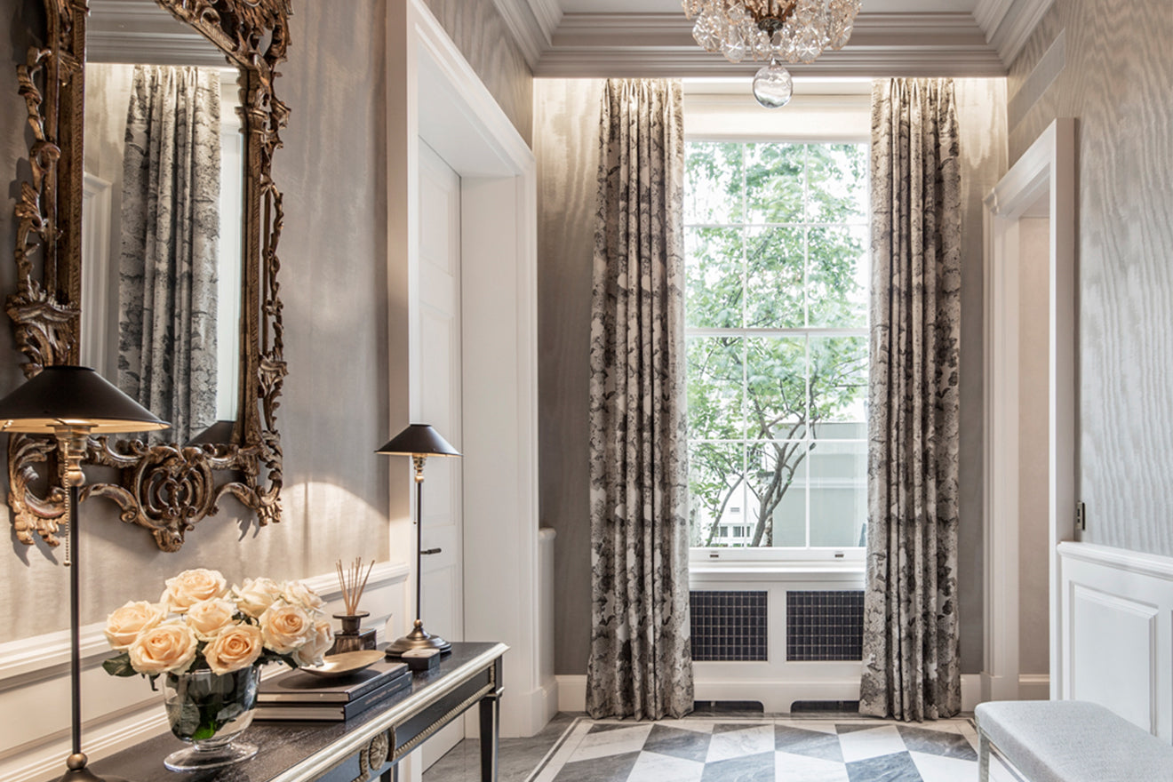 Luxury Interior Design Belgravia, London 1508 Designers Project Pearl