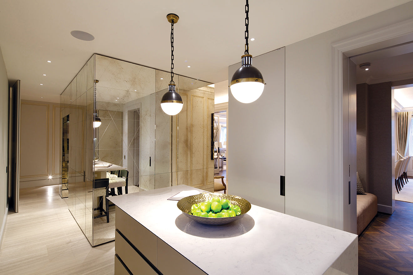 1508 London Interior Design Project Adam Kitchen