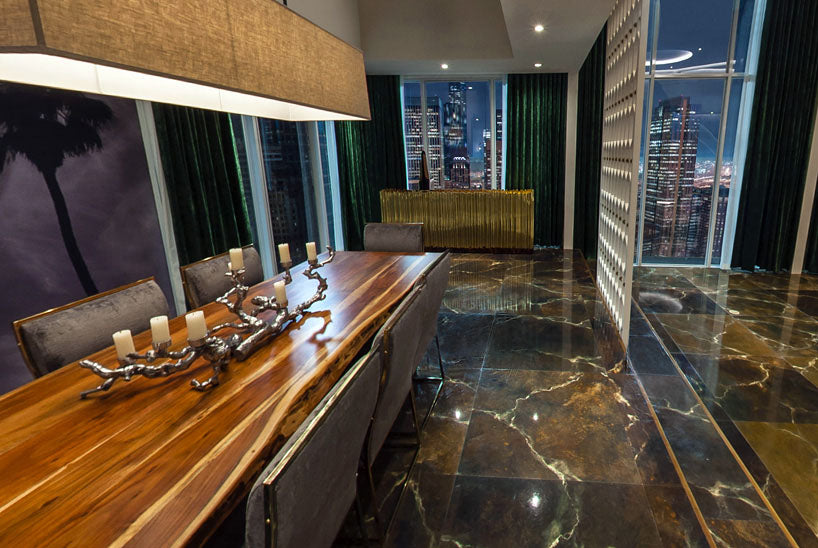 Christian Grey's Apartment Boca Do Lobo furniture