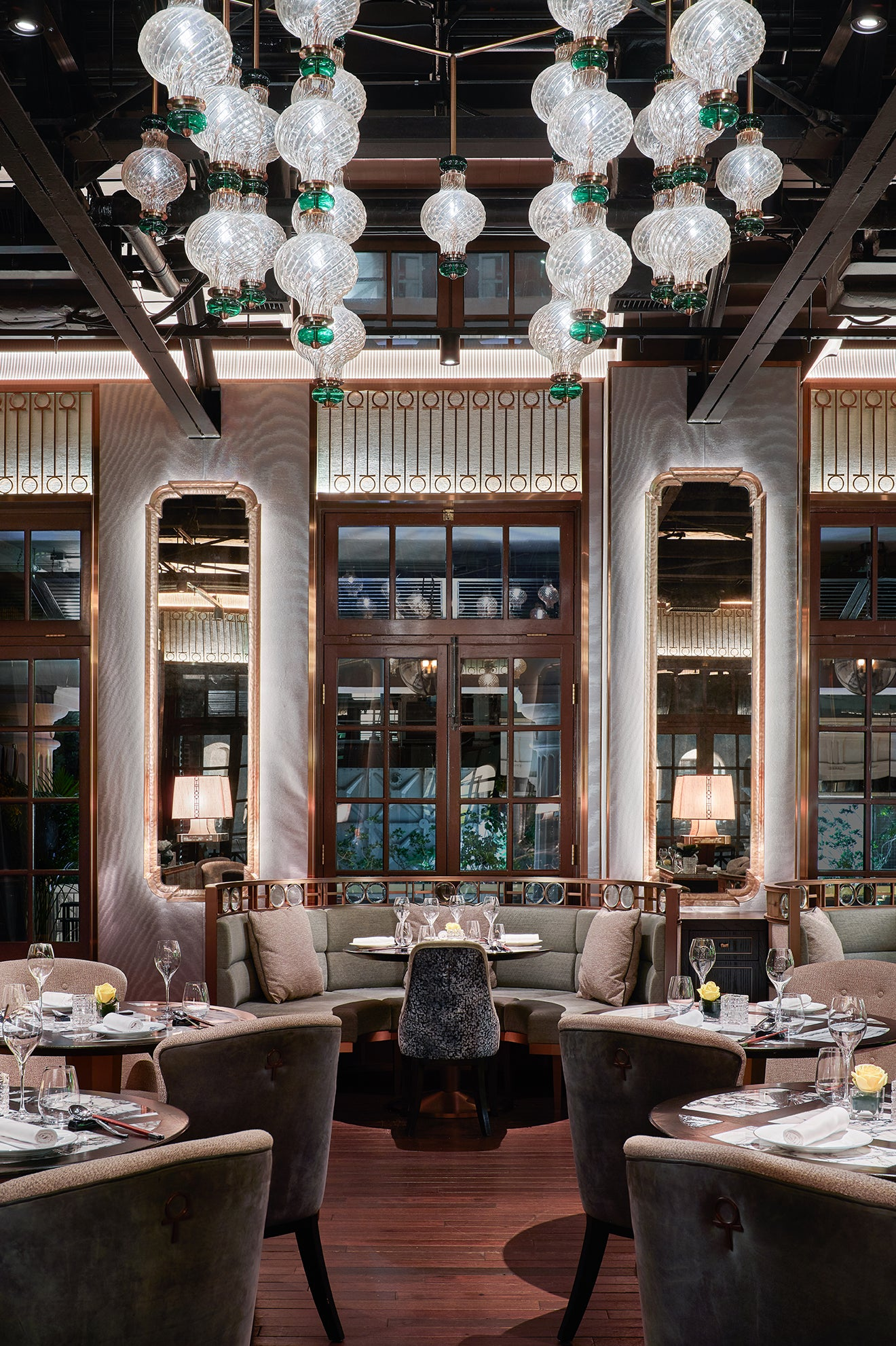 Ab Concept The Chinese Library Aqua Restaurant Group Martyn White London