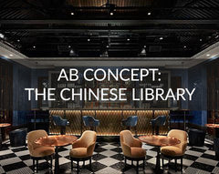 AB Concept The Chinese Library, Hong Kong