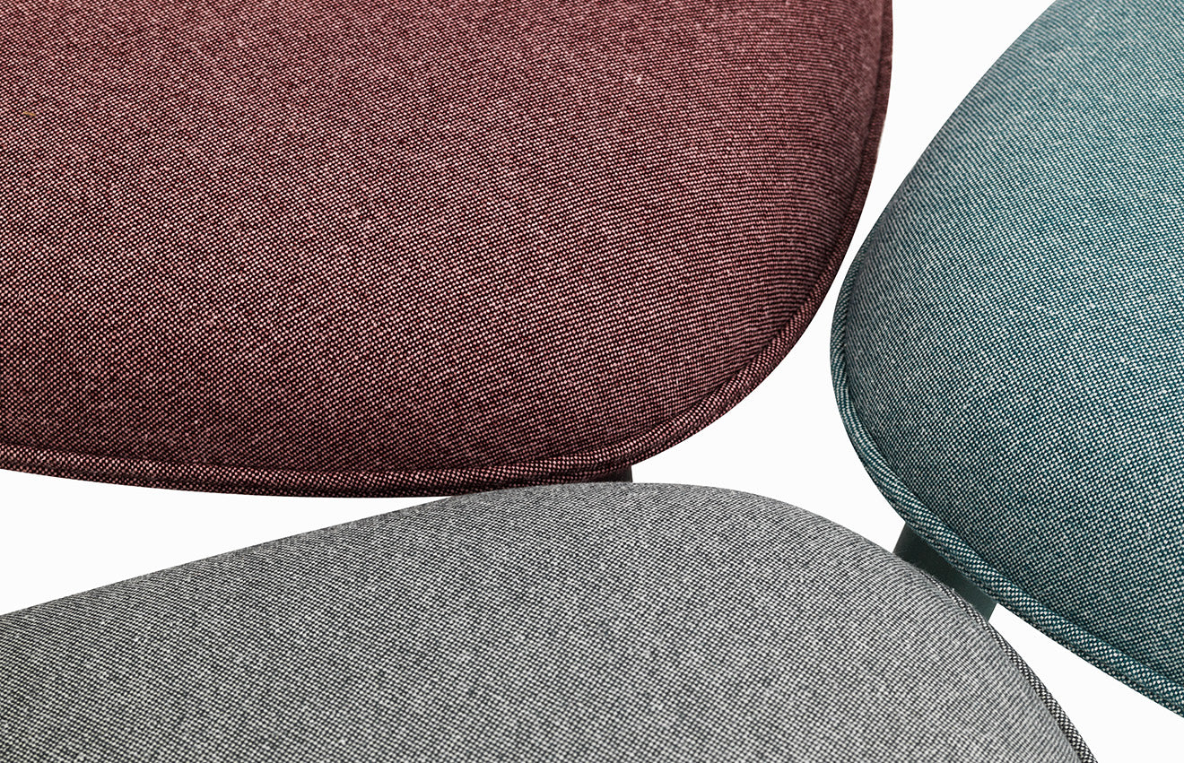 upholstery options for Ace Collection chair Normann Copenhagen