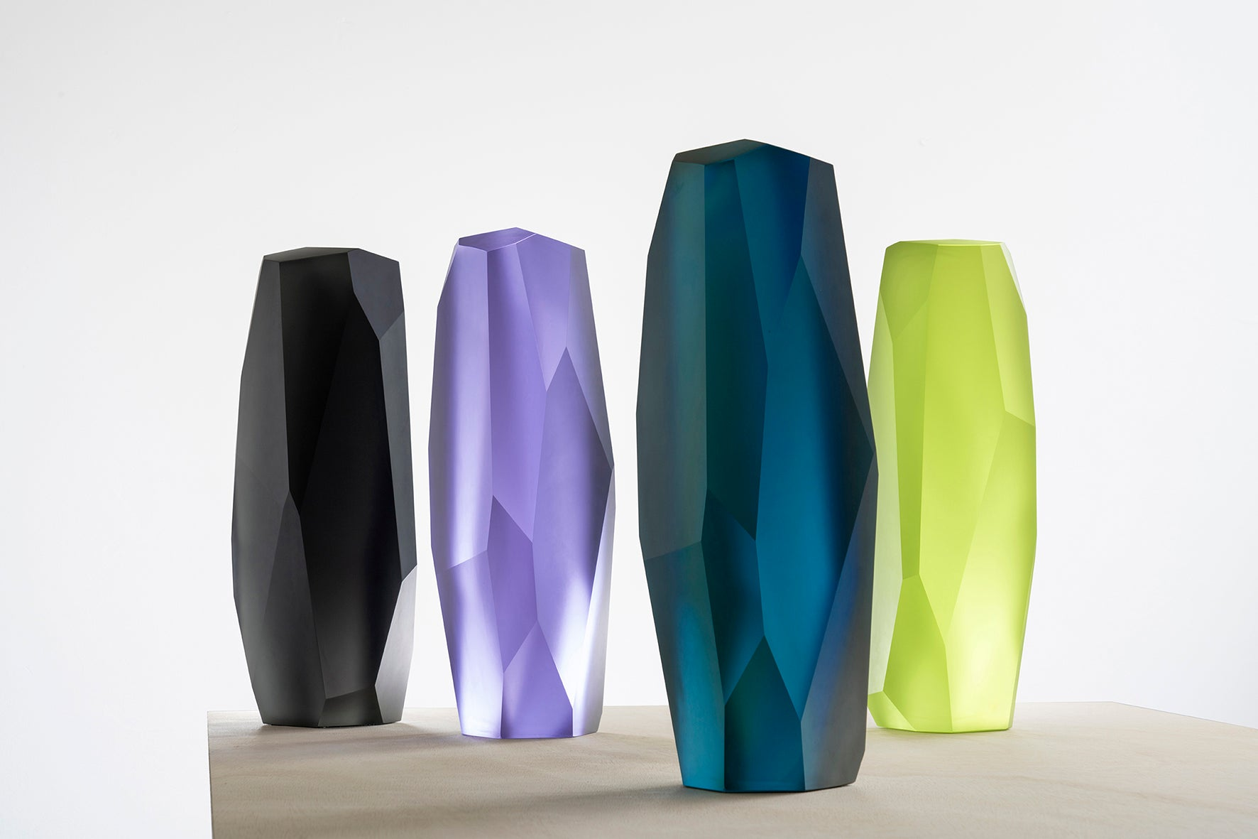 Arik Levy designs pieces for Lalique