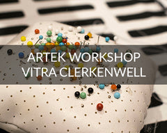 Artek Workshop at Vitra Clerkenwell