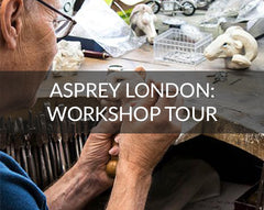 Asprey London Workshop Tour