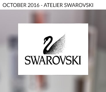 Atelier Swarovski Home Launch