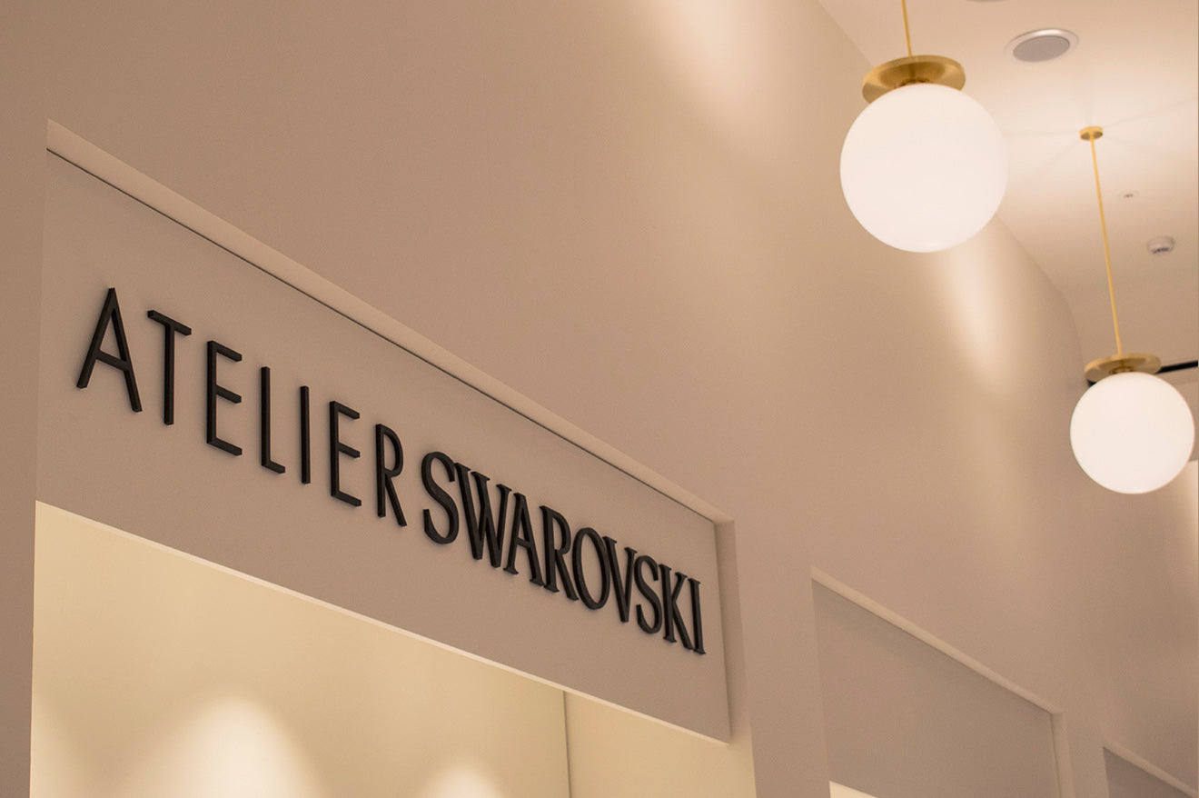 Atelier Swarovski Selfridges Accessories