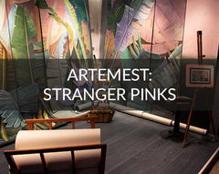 Artmest Stranger Pinks Milan Design Week