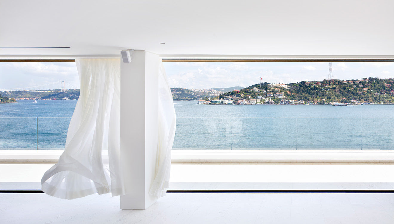 Modern luxury living in Istanbul with beautiful views designed by 1508