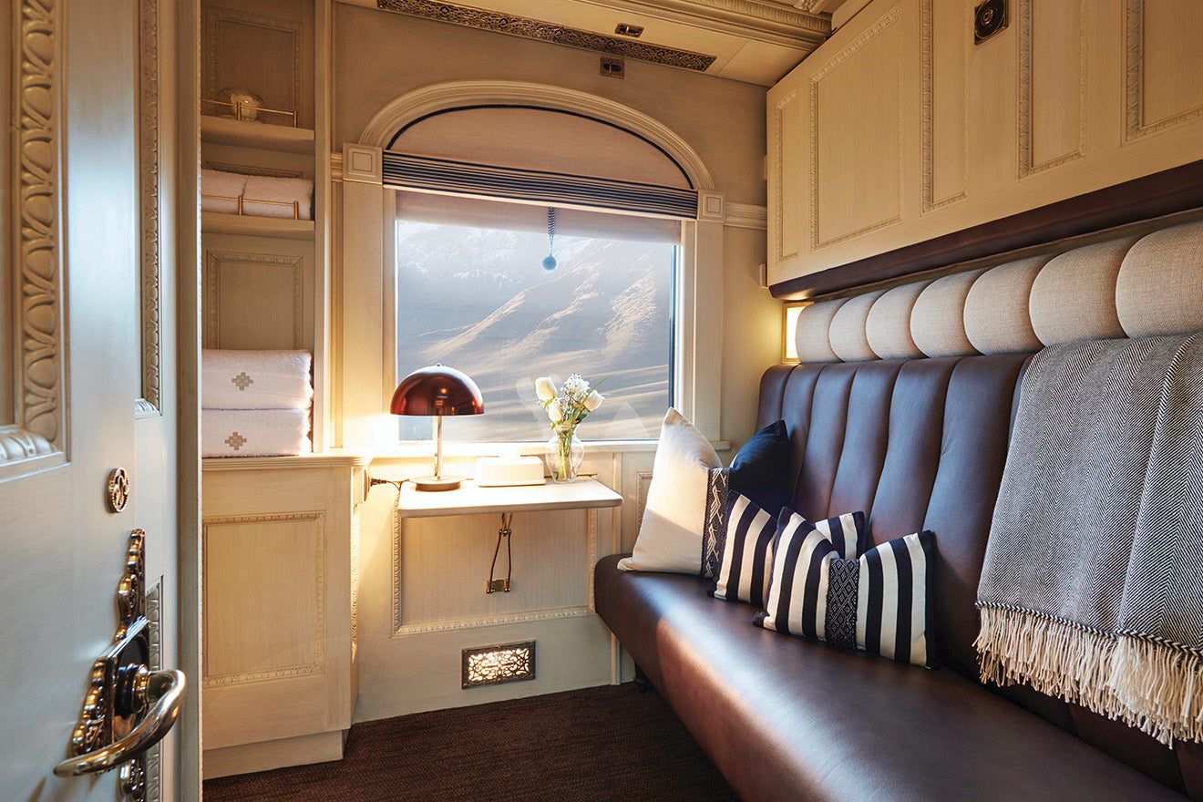 Belmond Andean Explorer, South Africa's first luxury sleeper train