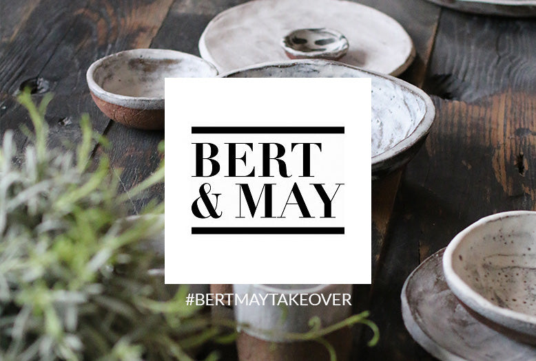 Bert & May Takeover 2016