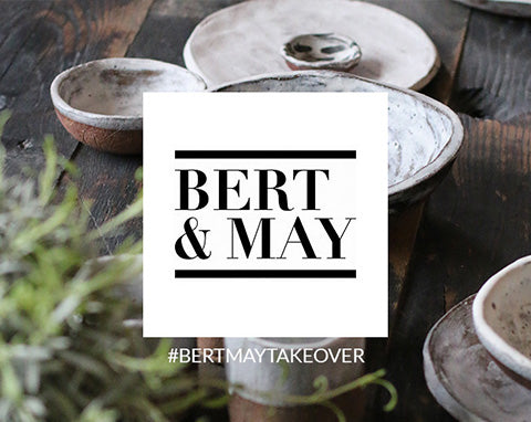 Bert and May Twitter Takeover