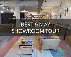Bert and May Showroom Tour