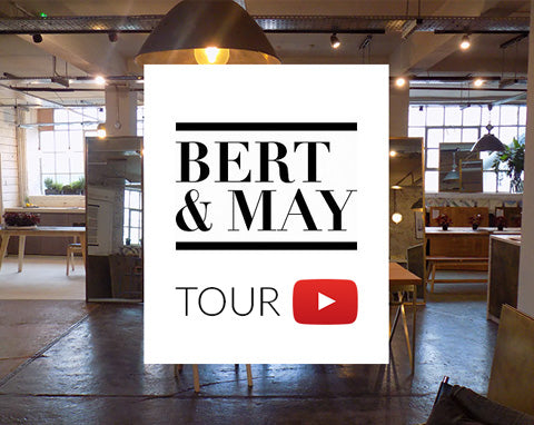 Bert & May Showroom Video Showroom Tour
