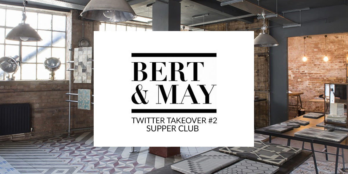 Bert and May Social Media