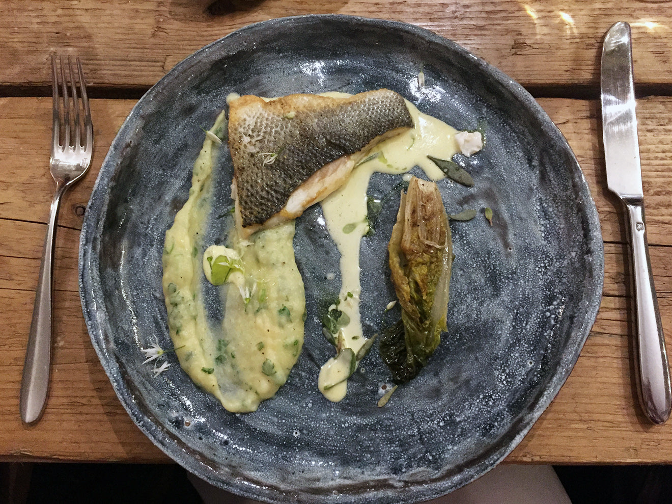 Pop up restaurant review Bert & May London