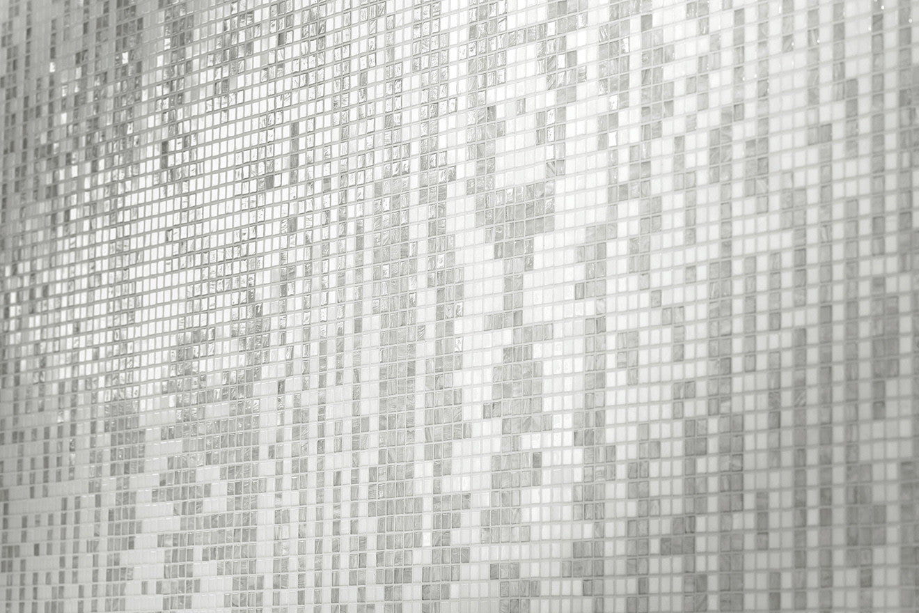 Greg Natale collaboration with Bisazza mosaic tiles