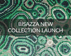 Bisazza new collection launch Milan