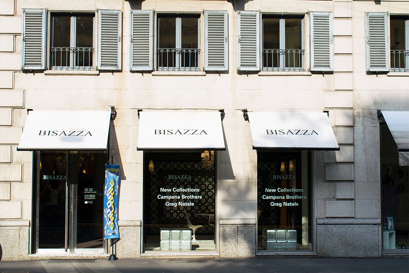 Bisazza Showroom Milan