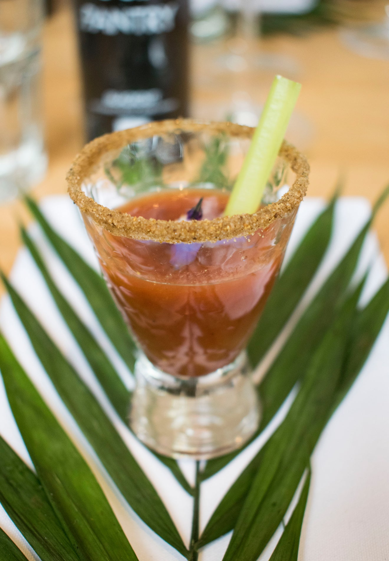 Bloody Mary at Social Pantry Habitat