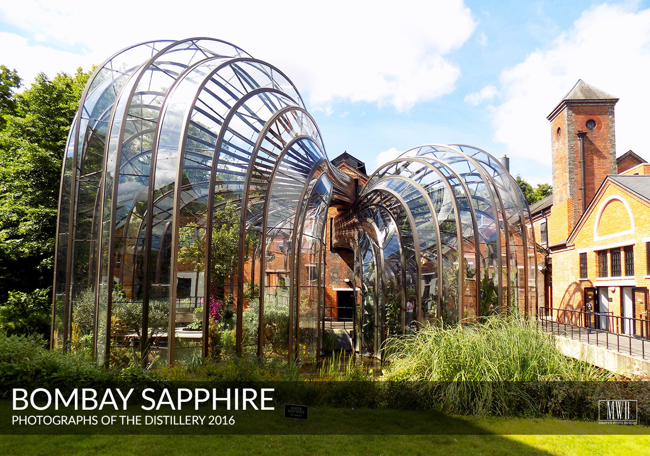 Thomas Heatherwick Glass Houses for Bombay Sapphire