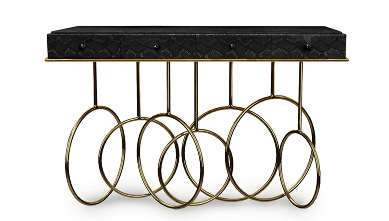 Burlesque Console for 50 Shades of Grey Apartment Boca Do Lobo