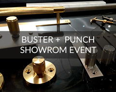 Buster and punch event